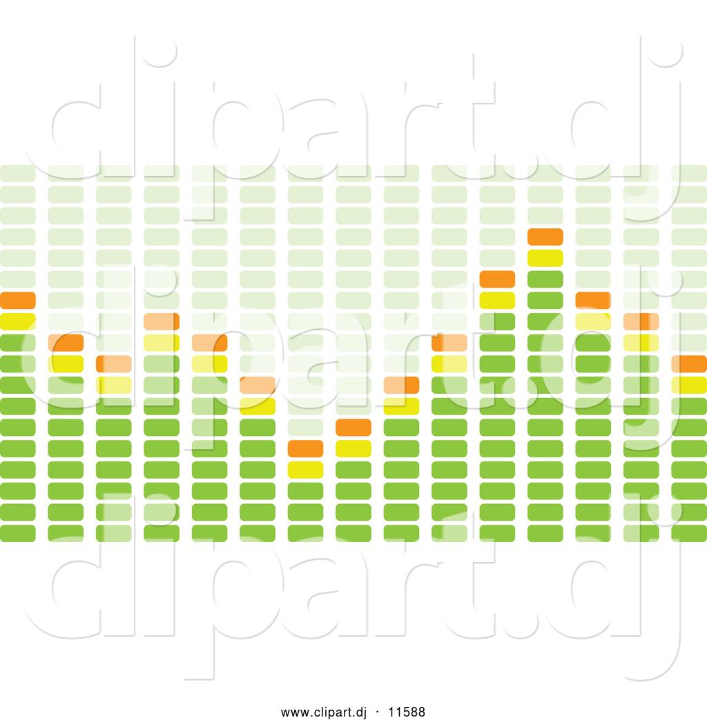 Music equalizer clipart.