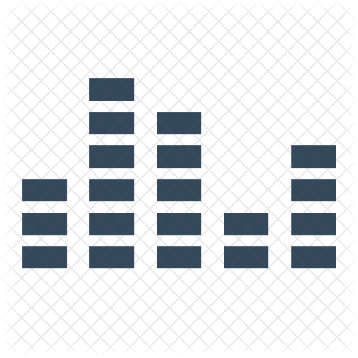 Equalizer Png Vector, Clipart, PSD.