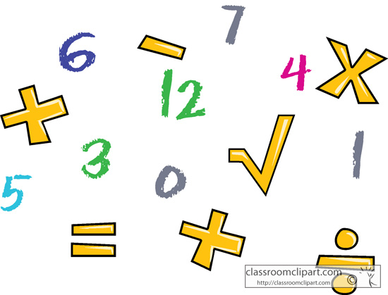 Equation Clipart.