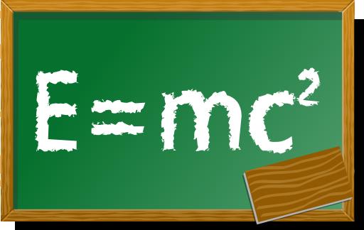 Math equations clipart.
