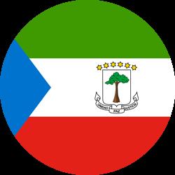 Equatorial Guinea flag clipart.