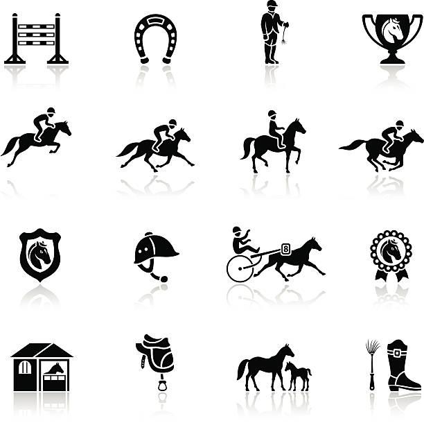 Top 60 Equestrian Clip Art, Vector Graphics and Illustrations.
