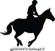 Equestrian Clip Art.
