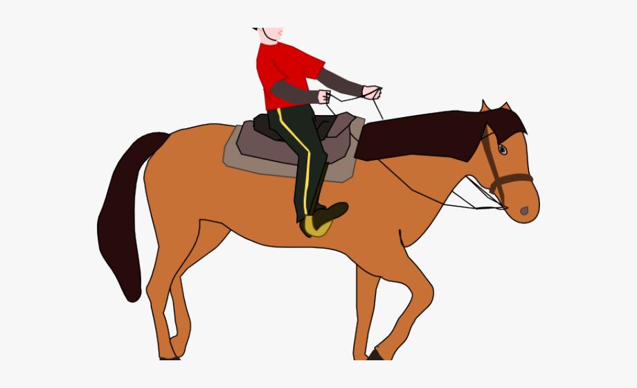 Horse Riding Clipart , Transparent Cartoon, Free Cliparts.