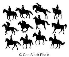 Equestrian sport Vector Clip Art EPS Images. 3,060 Equestrian.