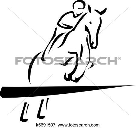 Equestrian Clipart and Illustration. 4,109 equestrian clip art.