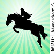 Equestrienne Clip Art Royalty Free. 3 equestrienne clipart vector.