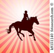 Equestrienne Clip Art Royalty Free. 3 equestrienne clipart vector.