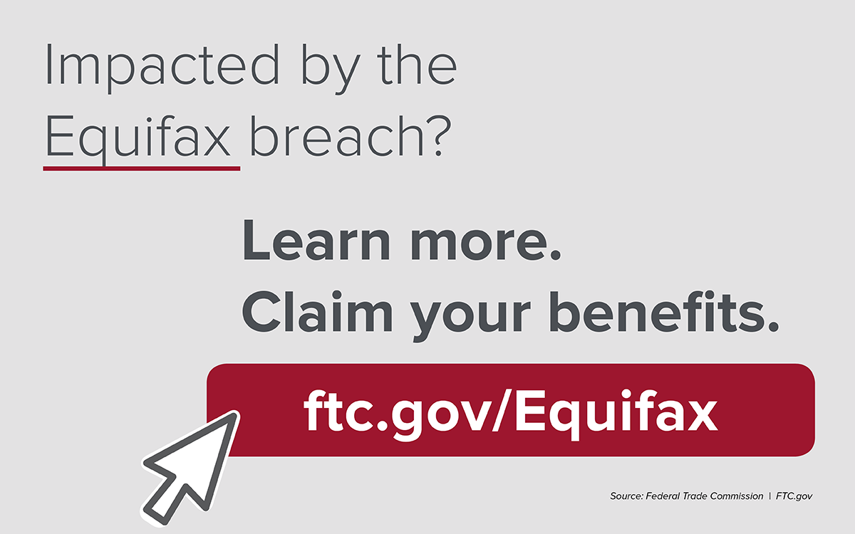 Equifax Data Breach Settlement: What You Should Know.