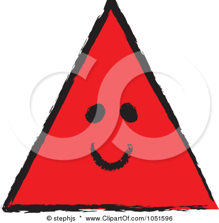 Triangle Shape Clipart.