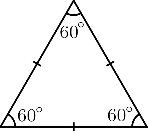 Equilateral Triangle.