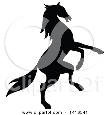 Royalty Free Equine Illustrations by Vector Tradition SM Page 5.