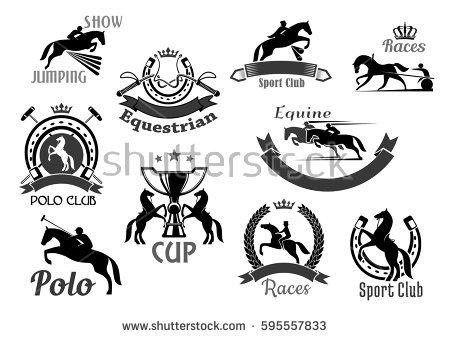 Stud Horse Stock Vectors, Images & Vector Art.
