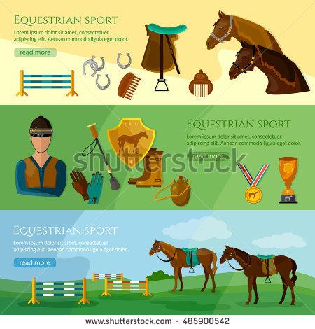Equestrian Sport Stock Vectors, Images & Vector Art.