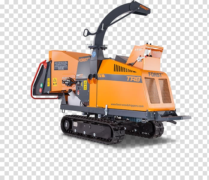 Woodchipper Cambrian Chipper Hire Agricultural machinery.