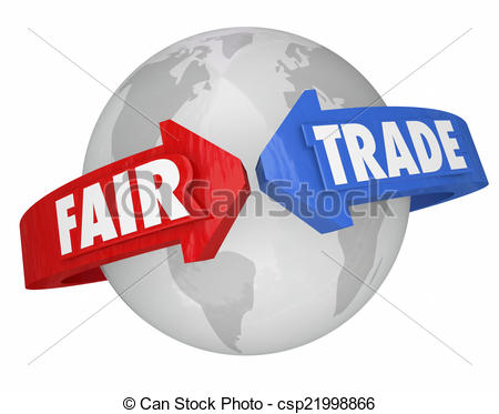 Equitable world trade clipart - Clipground
