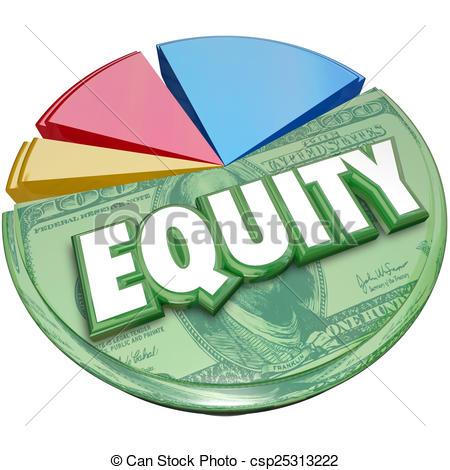 Equity Clip Art.