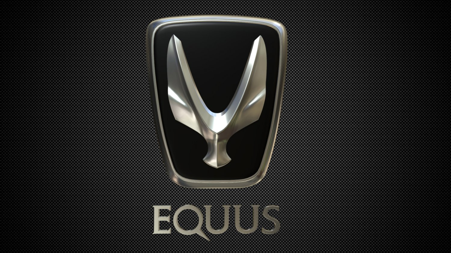 Equus logo 3D Model in Parts of auto 3DExport.