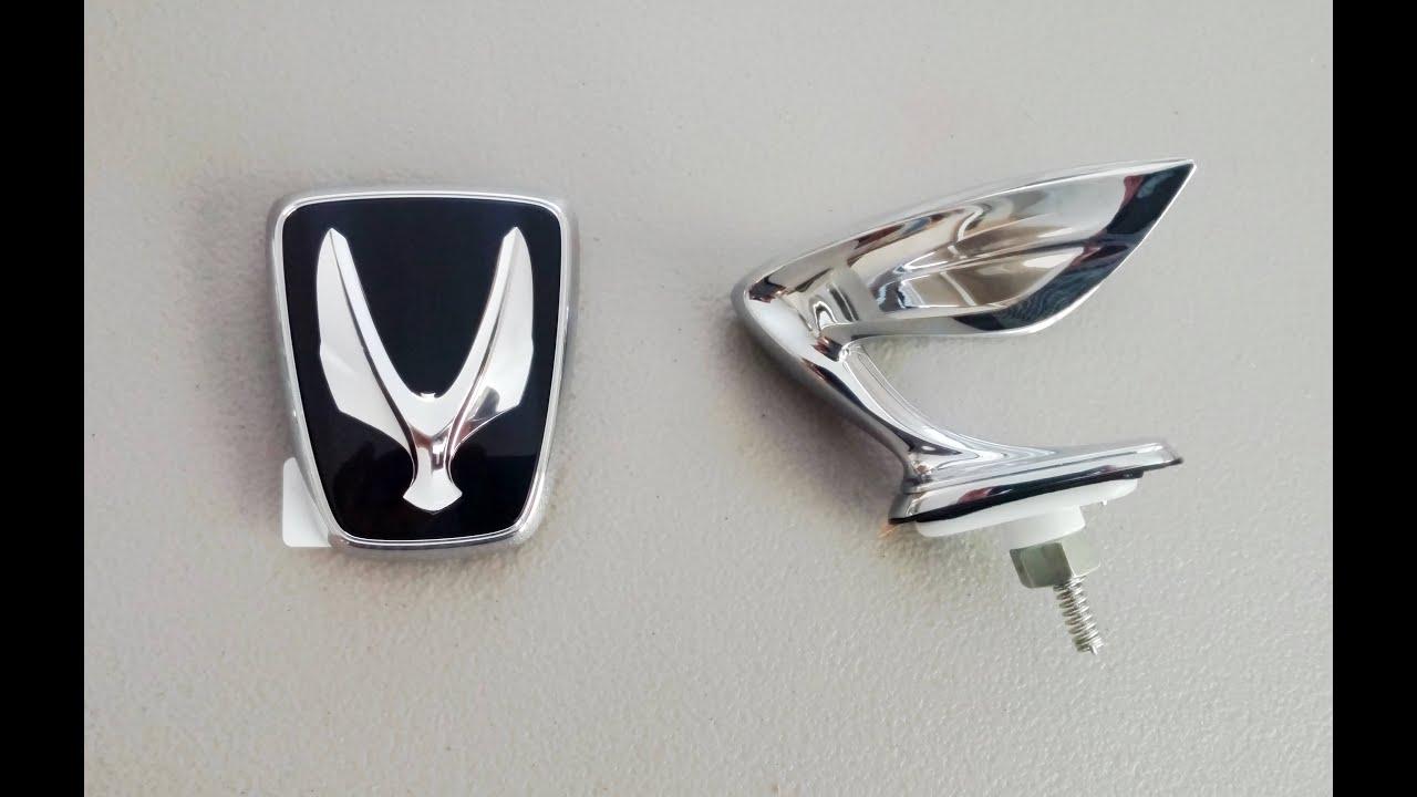 Changing Equus Emblems/Badges.