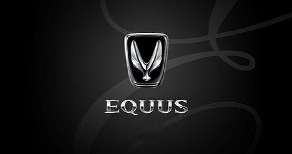 Equus logo design.