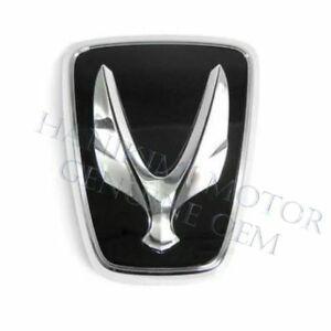 Details about HYUNDAI EQUUS LUXURY Sedan KDM Tail Gate Emblem Trunk badge  For Rear OEM.