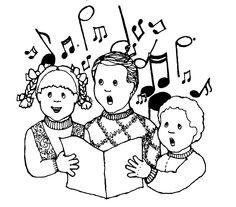 Pix For > Children Praising God Clipart.