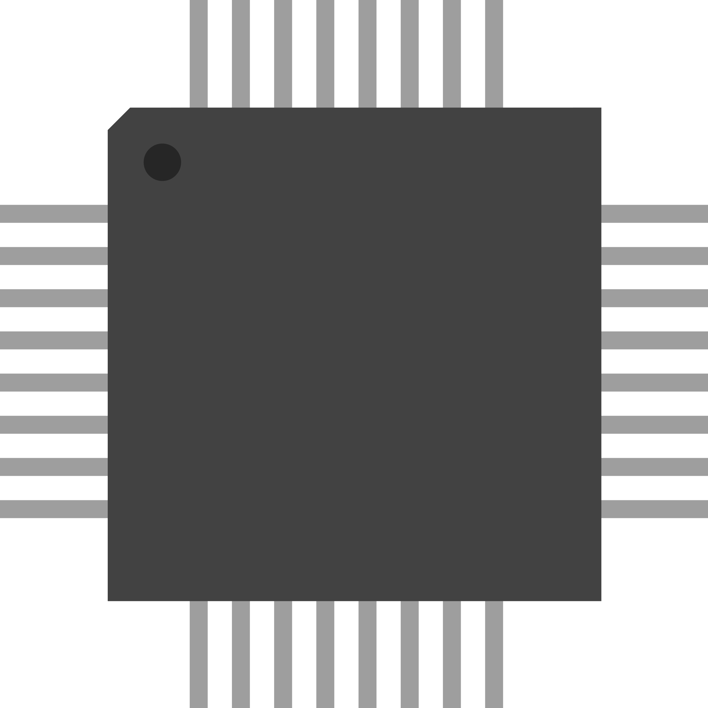 Ic chip clipart.