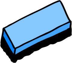 Eraser clip art.