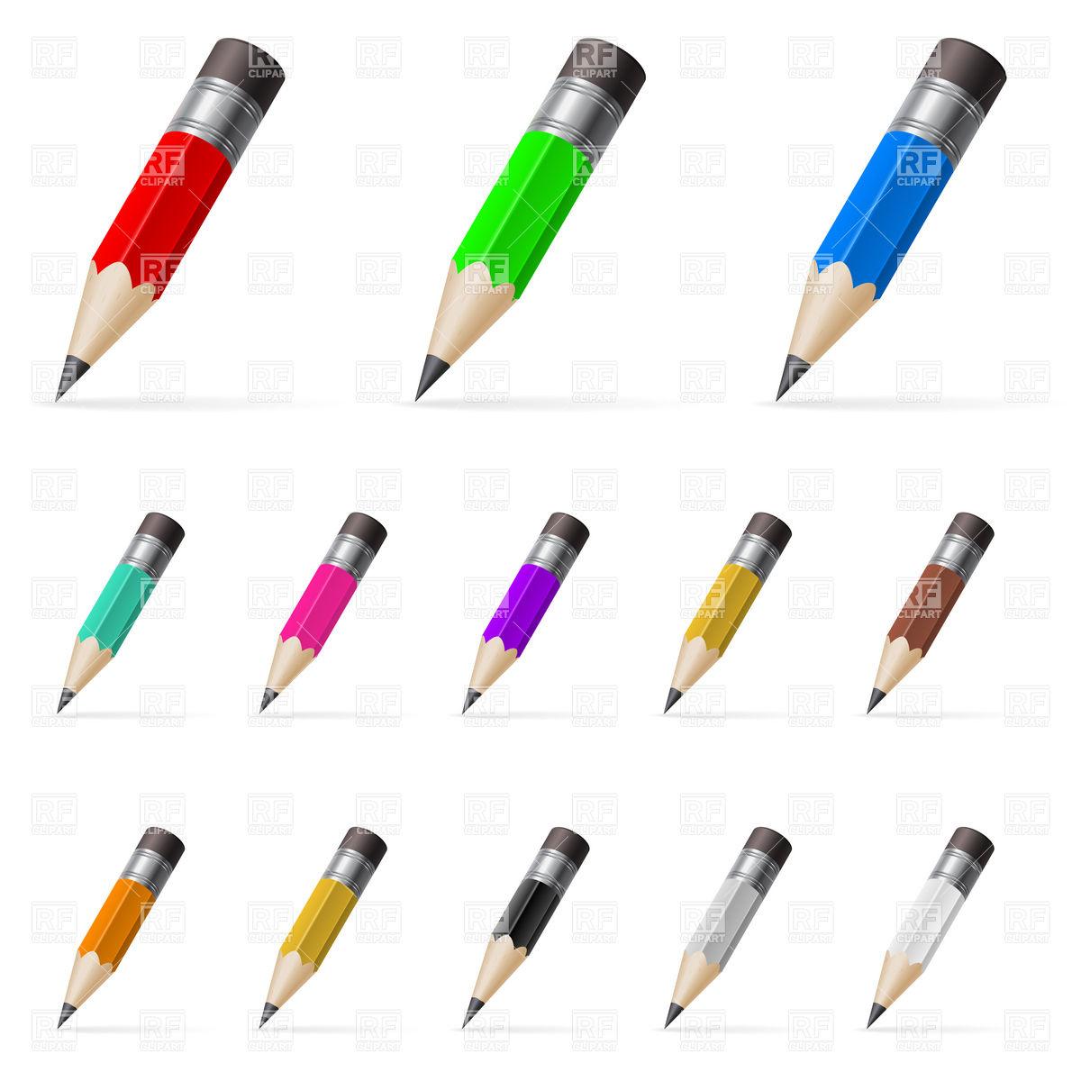 Clipart pencil eraser.