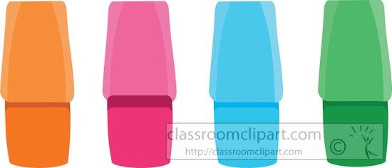School eraser clipart.