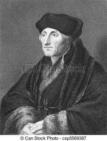 Picture of Erasmus (1466/1469.