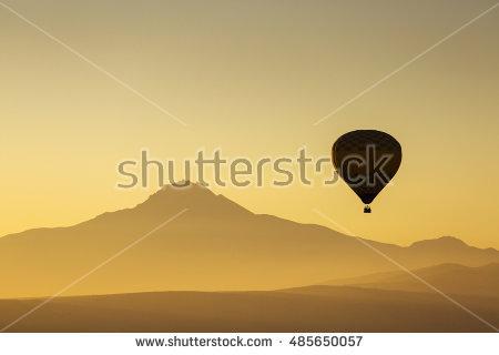 Conical Mountain Stock Photos, Royalty.