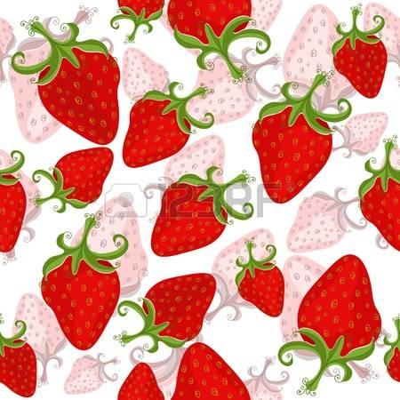 Erdbeerpflanze Lizenzfreie Vektorgrafiken Kaufen: 123RF.