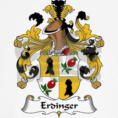Erdinger Family Crest Jumper by familycoats2.