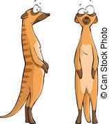 Meerkat Vector Clip Art EPS Images. 274 Meerkat clipart vector.