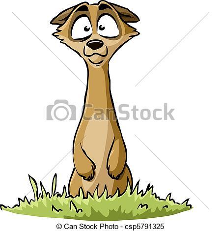 Meerkat Clipart Free.