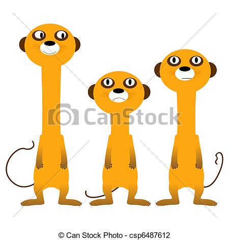 Meerkat Stock Illustrations. 391 Meerkat clip art images and.