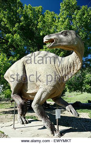 Iguanodon Dinosaur Stock Photo, Royalty Free Image: 11863007.