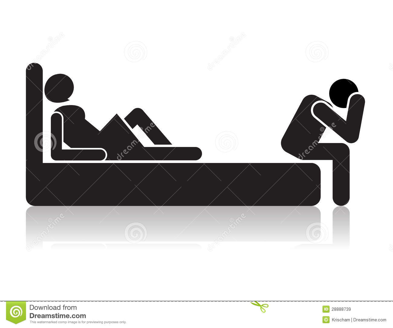 Sexual Dysfunction Royalty Free Stock Images.
