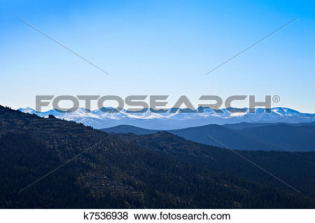 Pictures of Mountain landscape. Ergaki in Siberia k7536938.