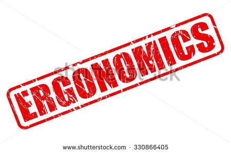 Ergonomics Stock Images, Royalty.