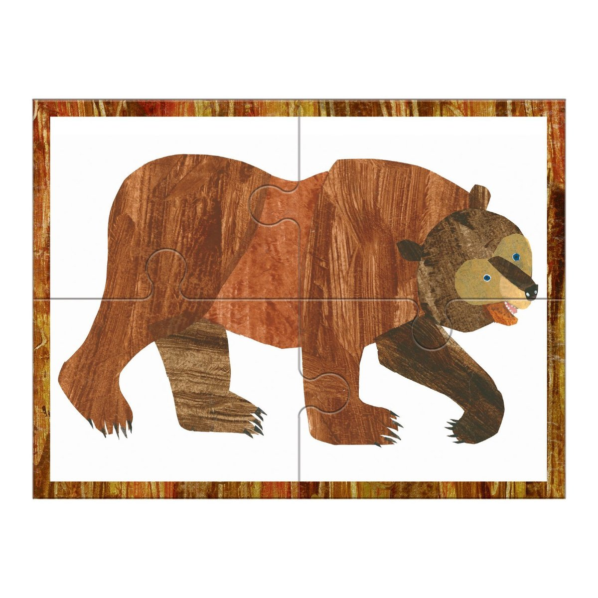 World of Eric Carle, Brown Bear 4.