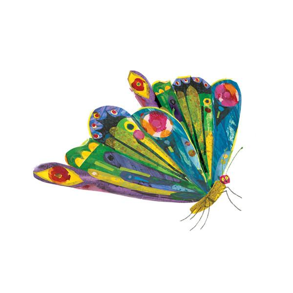 Eric Carle Butterfly Clipart.