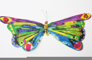 Eric Carle Butterfly.