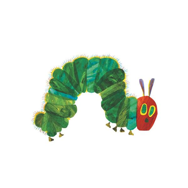 The Very Hungry Caterpillar Clipart.