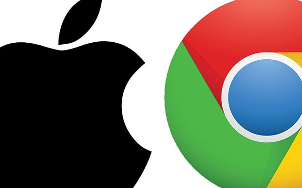 Why competition between Apple and Google is more brutal than ever.