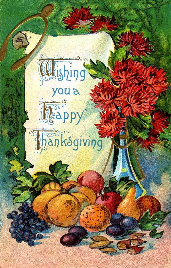 Google Thanksgiving Clipart.