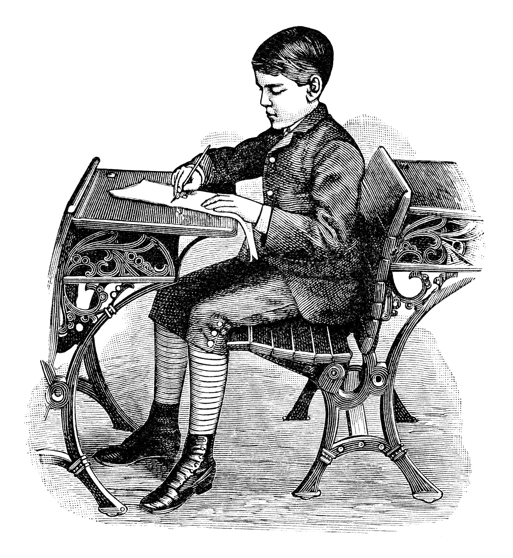 1800s classroom clipart - Clipground