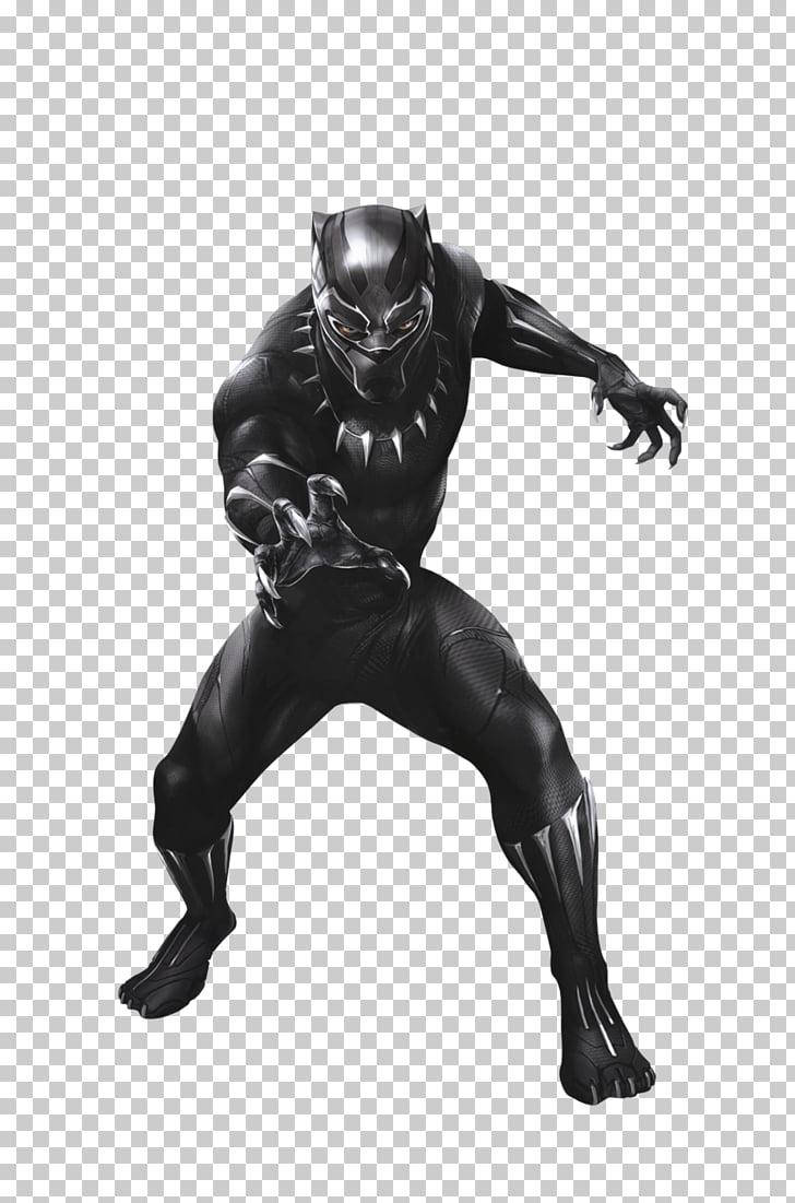 Black Panther Erik Killmonger Shuri Okoye Malice, Black.