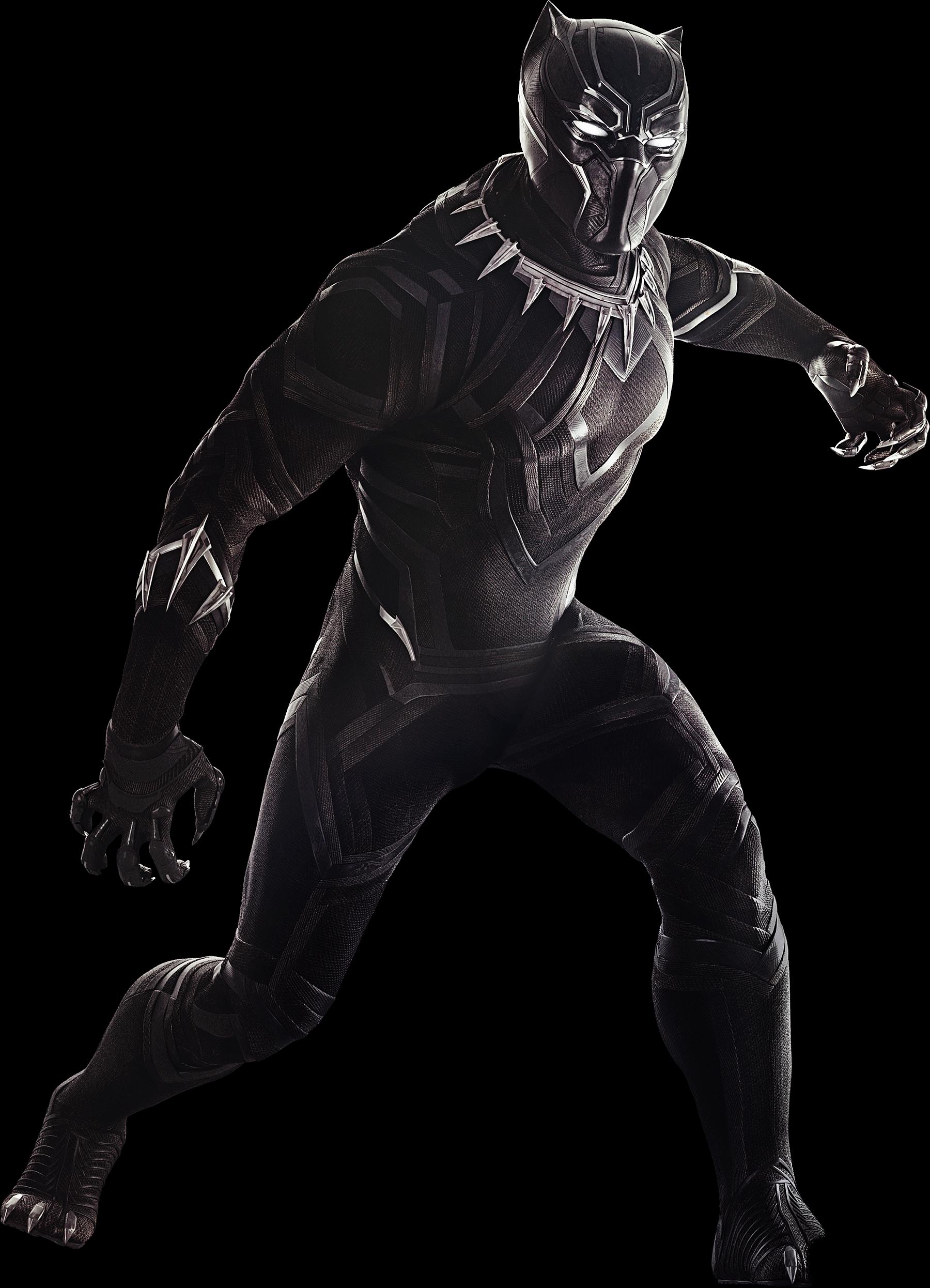 Black Panther Erik Killmonger Shuri T'Chaka.